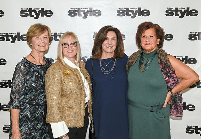 Judy Ambandos, Heidi Lennick, Marcy Staiman and Meryl Corcoran.jpg