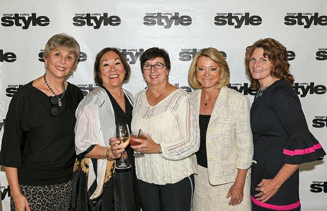Mary Stubbmann, Denise Lichty, Rose McGeehin, Gale Ellenberger and Bridget Radcliff.jpg