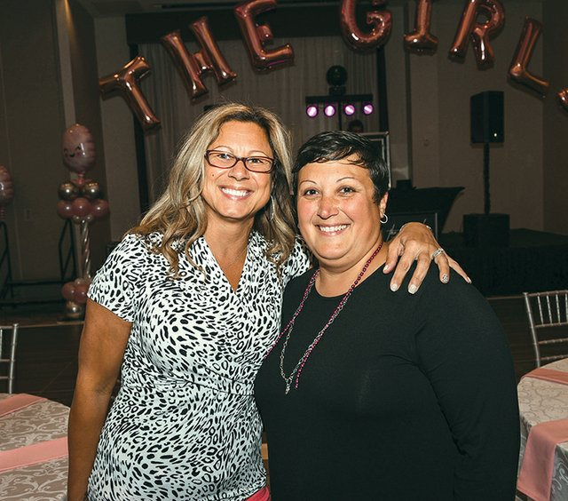 Gina Luszik and Amy DeLong.jpg
