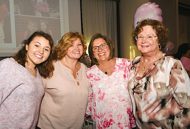 Olivia Tyniec, Janine Tyniec, Michelle Miller and Maureen Tyniec.jpg