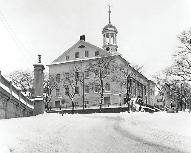Central Moravian Church