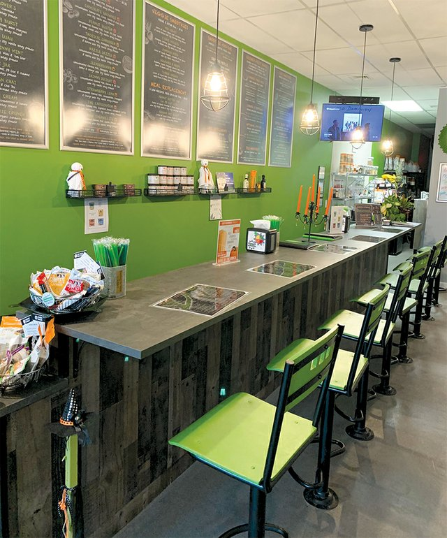 Fuel Nutritional Smoothie Cafe
