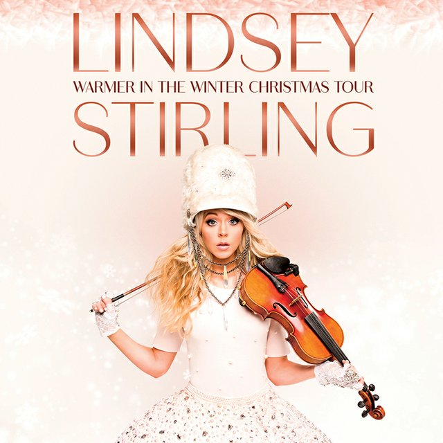 Lindsey Sterling Warmer In The Winter  Christmas Tour