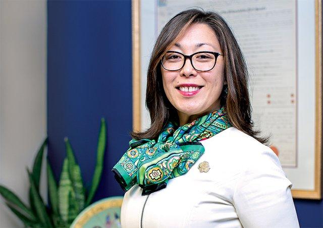 Kim Fraites-Dow, CEO of Girl Scouts of Eastern Pennsylvania