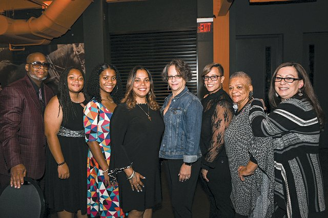 Richard Cole, Olivia Cole, Oliana Cole, Aida Cole, Grace Rivera, Sandy Velez, Joyce Cole and Yadira Santiago.jpg