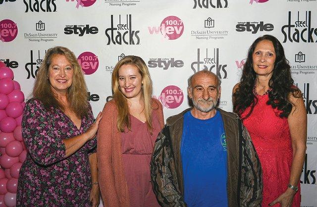 Ginger Petrie, Ashlyn Petrie, Tony Liotti and Bonnie Conklin.jpg