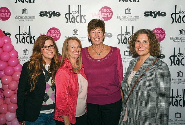 Michelle Purcell, Karen Amato, Cindy Kohler and Lynette Reinert.jpg