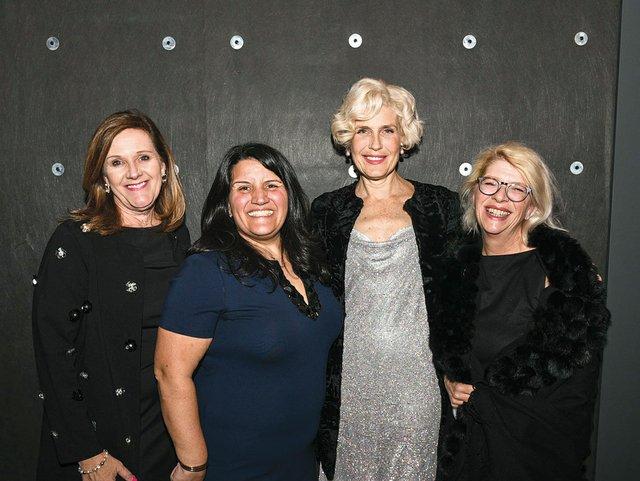 Laurie Gostley Hackett, Candi Staurinos, Laura Bennett and Maggie Prorok.jpg