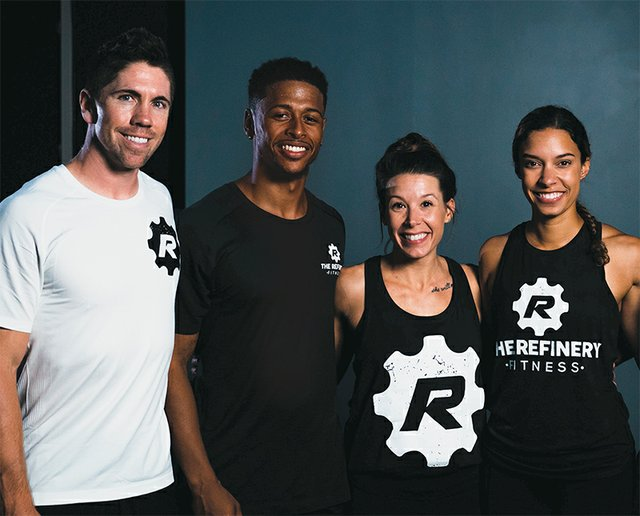 The Refinery Fitness