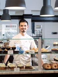 Ryan Mason, Owner & Executive Pastry Chef of Cake & Corolla