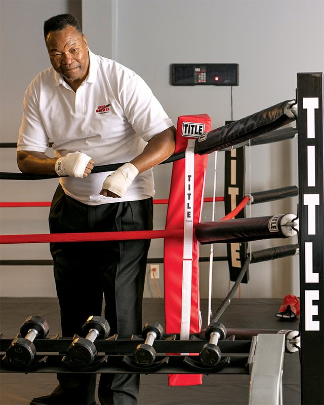 The Legendary Larry Holmes