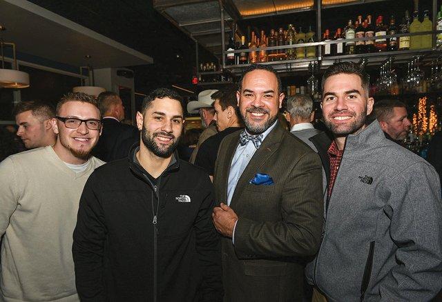 Richie Collazo, Nick DeJesus, George Lehr and Chris Lewis.jpg