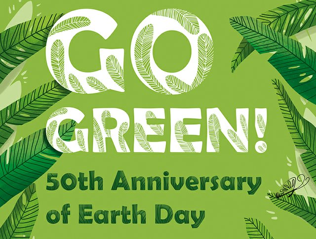 Celebrate Earth Day with Go Green! at Miller Symphony Hall