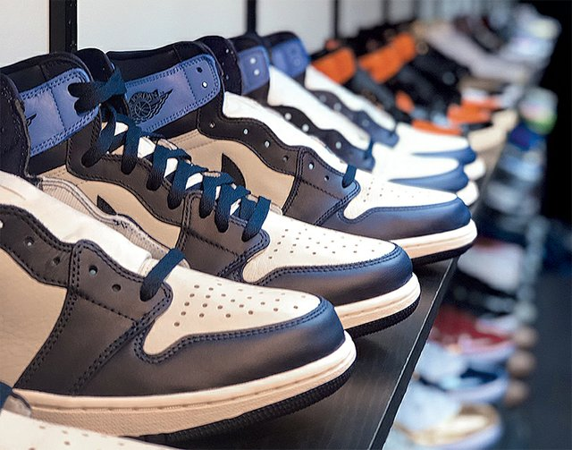 Outside the Box Sneaker Boutique