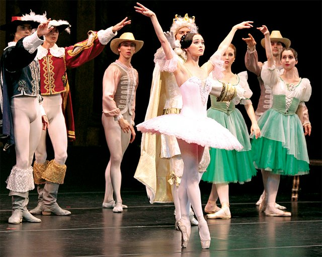 Russian National Ballet Theatre Sleeping Beauty