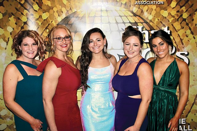 Lauren Scanlon, Jessica Marrone, Isabella Marrone, Katie Rex and Gianna Marrone.jpg