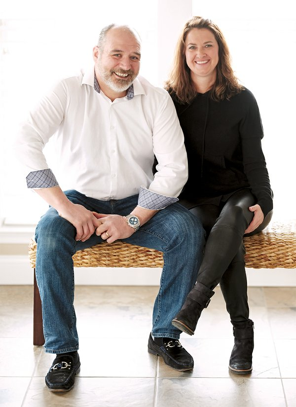 Tony and Giovanna DiMaio of Gio