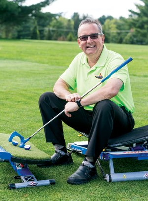 Mark Csencsits, Head PGA Teaching Professional at Bethlehem Golf Club