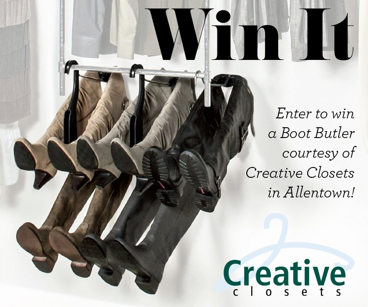 Win It Creative Closets