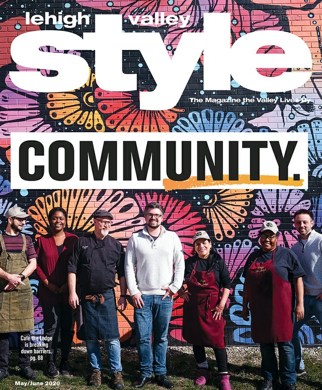 May/June 2020 Cover Lehigh Valley Style