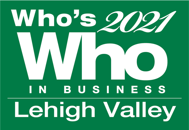 Who's Who in Business 2021